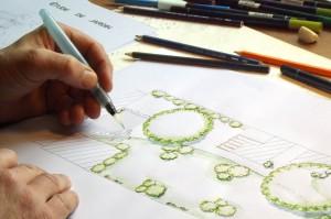 Etudes de jardin